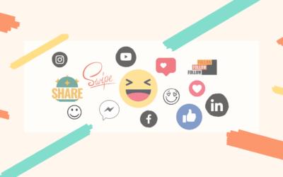 Organic social media marketing: